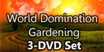 World Domination Gardening DVD